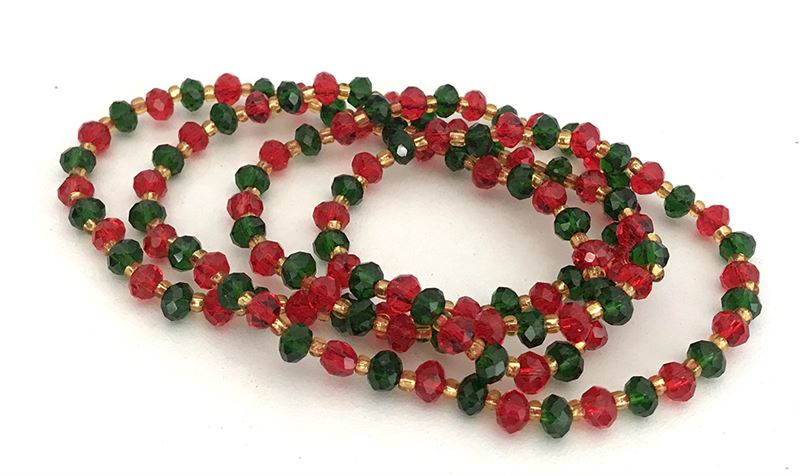 Multi-Colored Potey Necklace 2